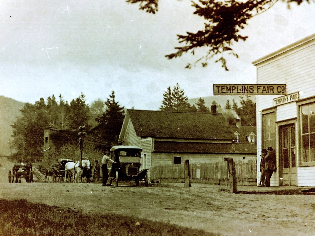 Templin's Fair Grocery, circa 1908