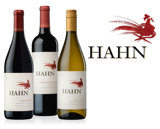 Wine Pick of the Month: Hahn Estate Wines.