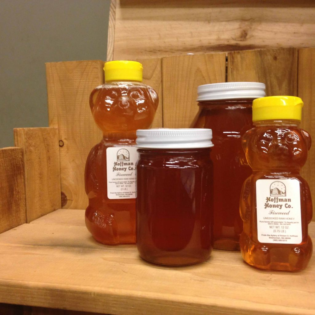 Hoffman Honey Bottles