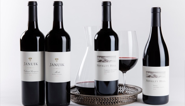 Januk and Novelty Hill Wines