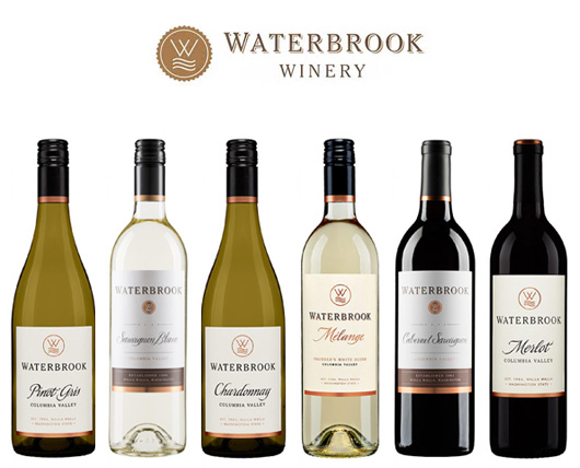 Wine Pick of the Month: Waterbrook Winery