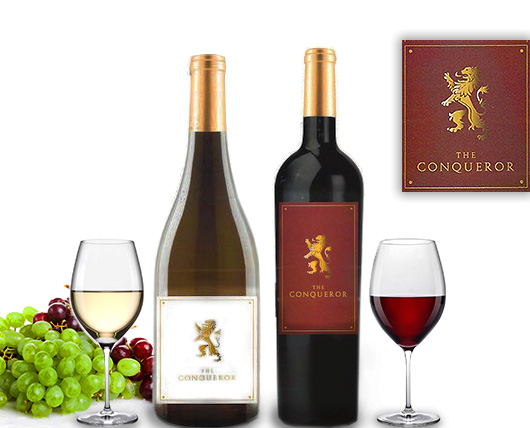 Wine Pick of the Month: The Conqueror