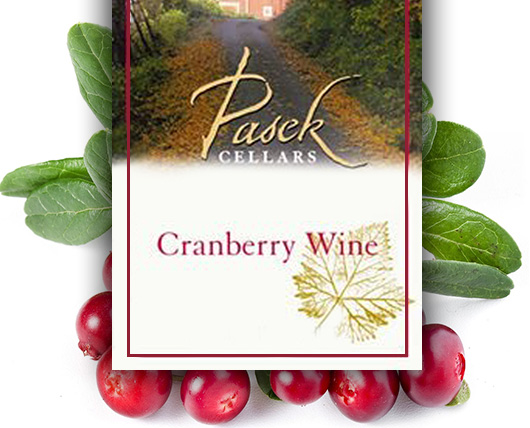 Wine Pick of the Month: Pasek Cellars Cranberry Wine